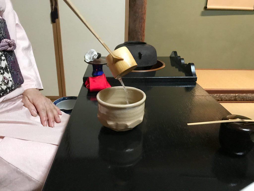 茶道教室について